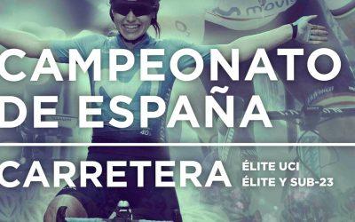 Cazorla se convierte en una de las sedes de los nacionales de ciclismo de 2020